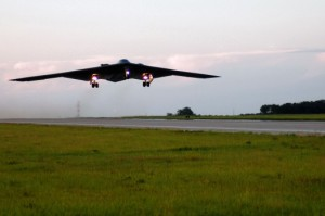 B2 On Takeoff