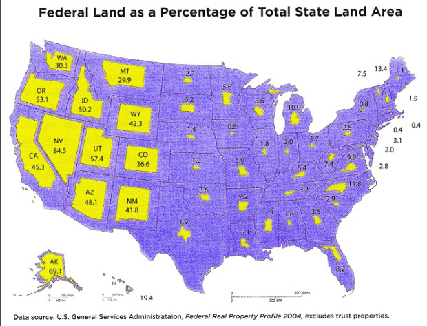 Agenda 21 Federal Land