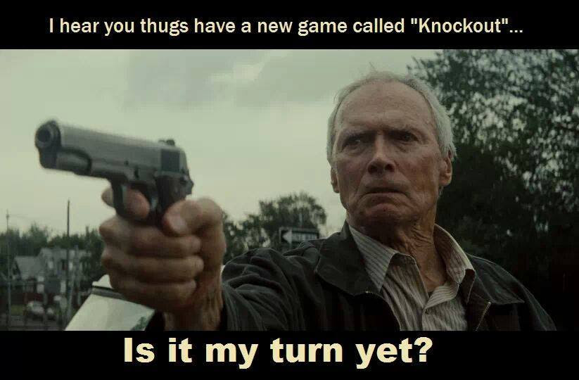 Clint Knockout