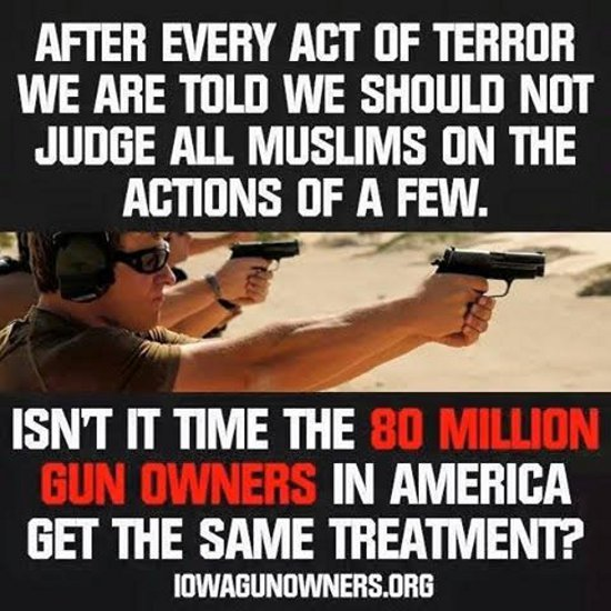 80 million gun owners