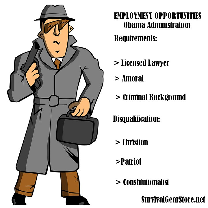SGS Obama Employment
