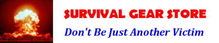 SURVIVAL GEAR STORE Logo