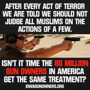 80 million gun owners