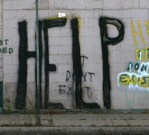 Help - Graffiti